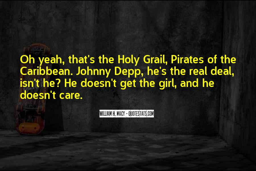Pirates Of The Caribbean 4 Quotes #174520