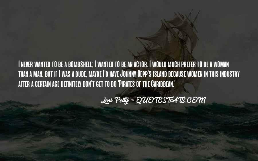 Pirates Of The Caribbean 4 Quotes #1855139