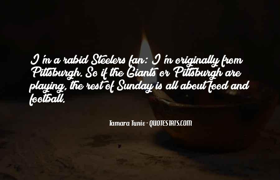Pittsburgh Steelers Fan Quotes #239339