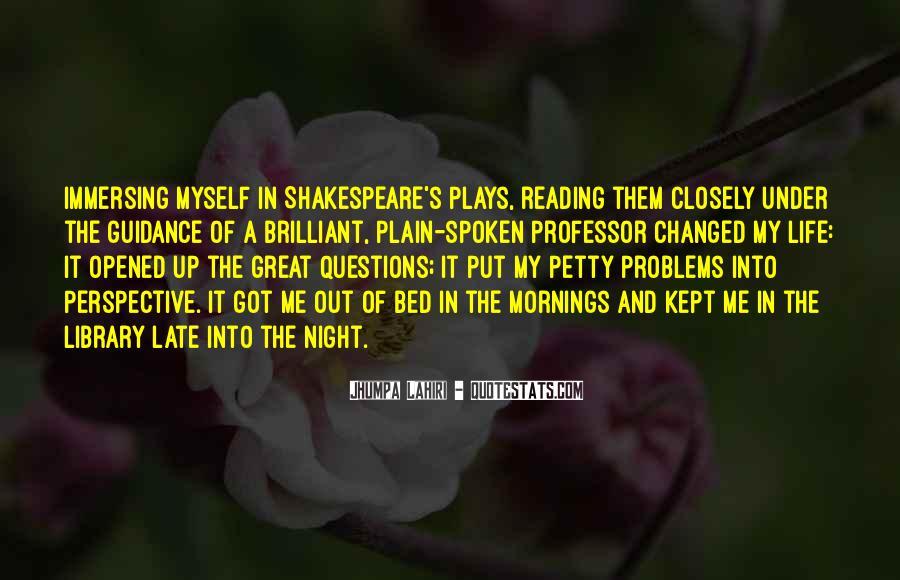 Plain Spoken Quotes #1198680