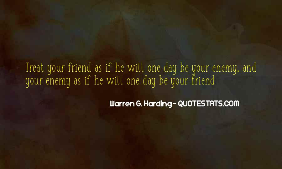 Quotes About Warren G Harding #422081