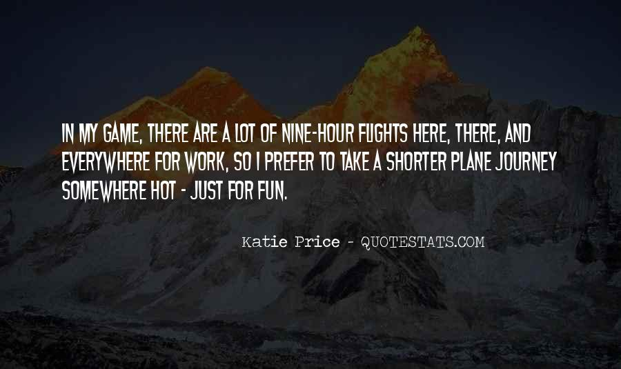 Plane Flights Quotes #1208166