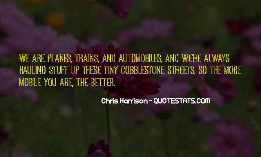Planes Trains Automobiles Quotes #769733