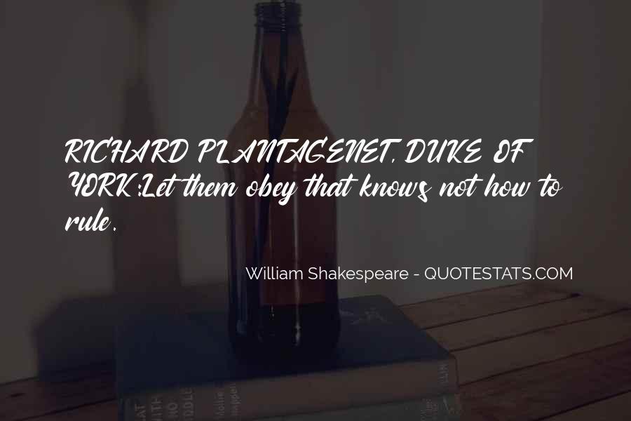 Plantagenet Quotes #1215045