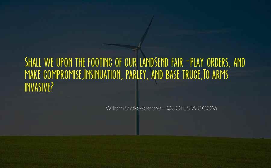 Play Fair Quotes #249933