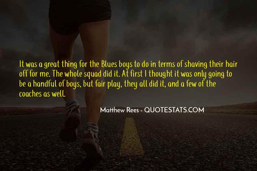 Play Fair Quotes #629349