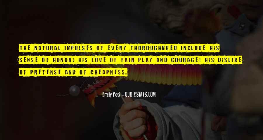 Play Fair Quotes #851767