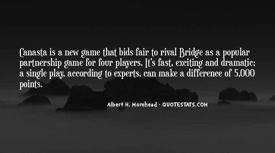 Play Fair Quotes #891168
