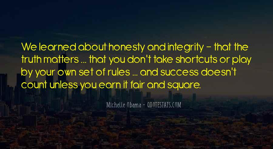 Play Fair Quotes #962703