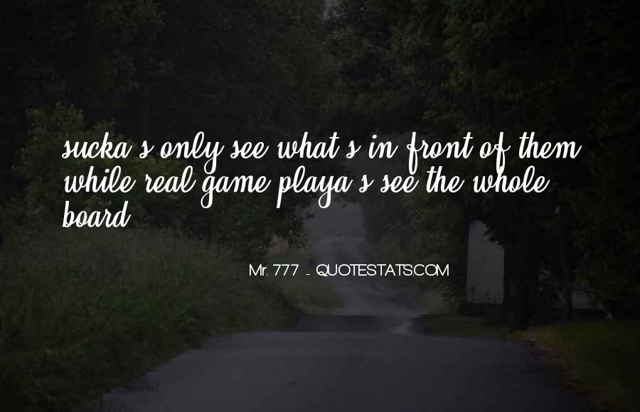 Playa Quotes #569914