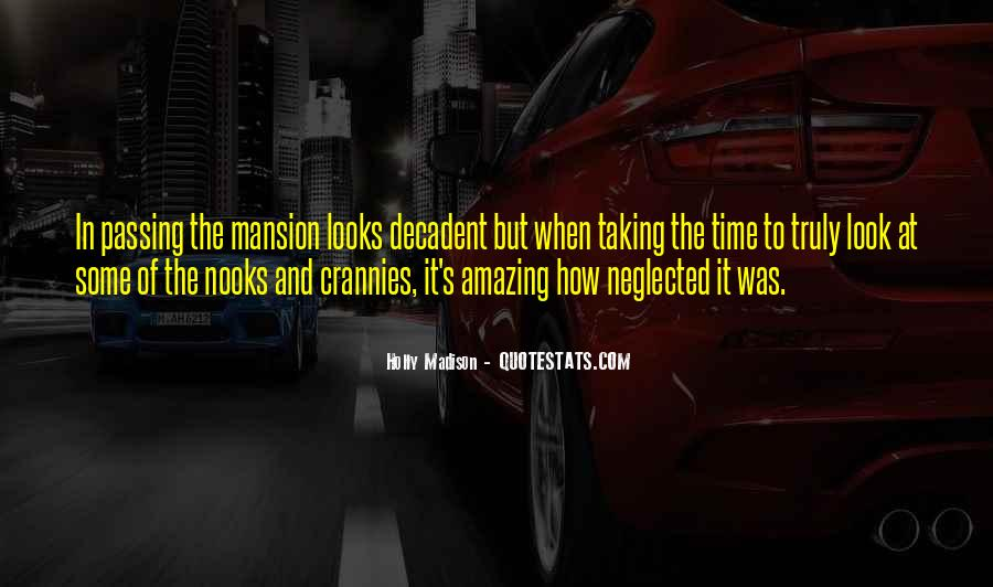 Playboy Mansion Quotes #1488526
