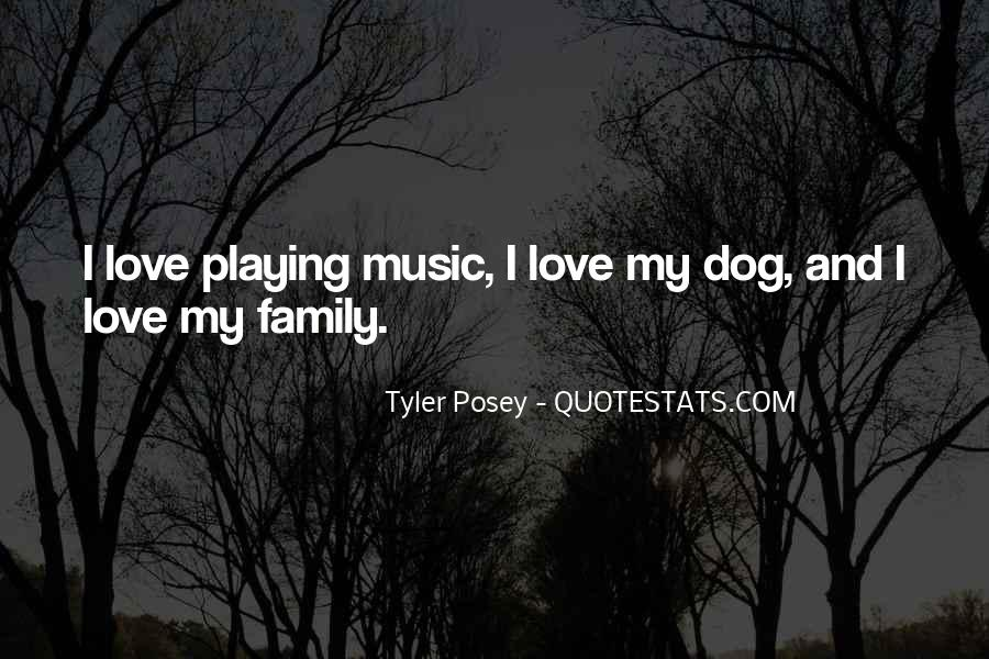 Playing With My Dog Quotes #834991