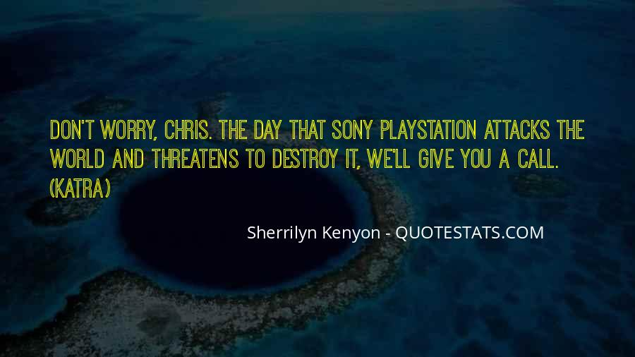 Playstation 1 Quotes #254858