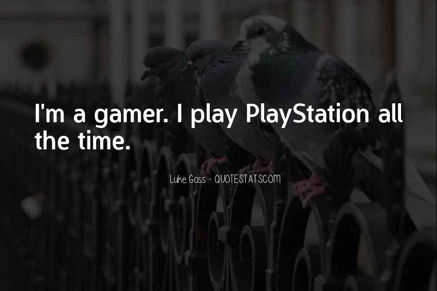 Playstation 1 Quotes #833955