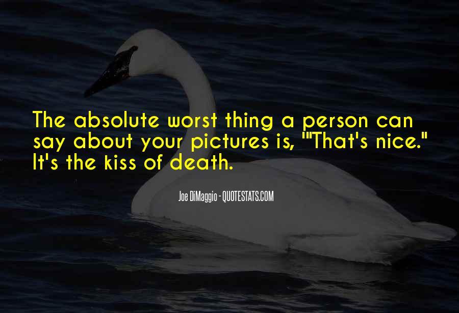 Quotes About Joe Dimaggio #1115557