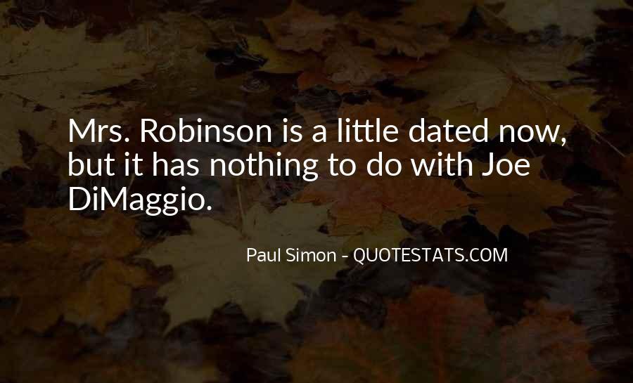 Quotes About Joe Dimaggio #1285540