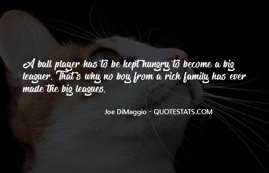 Quotes About Joe Dimaggio #1408330