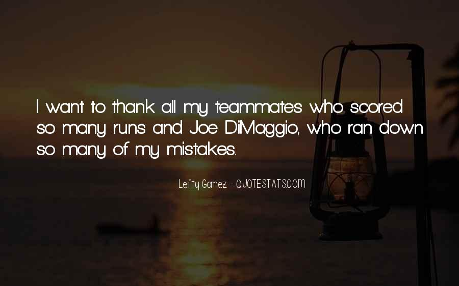 Quotes About Joe Dimaggio #1575486