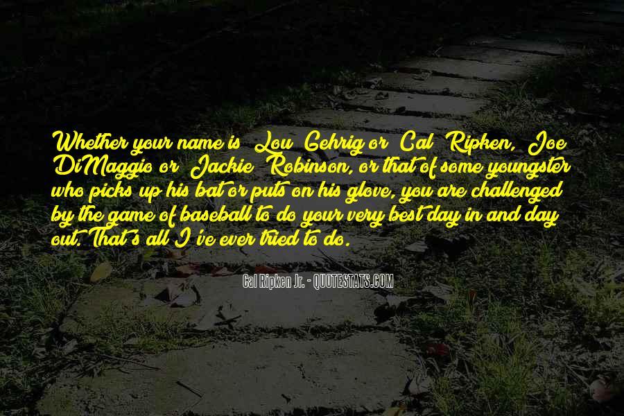 Quotes About Joe Dimaggio #1829083