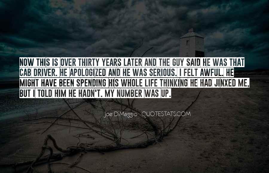 Quotes About Joe Dimaggio #988874