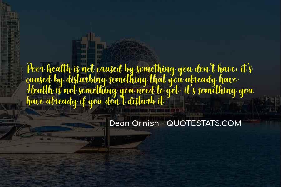 Please Don Disturb Quotes #1187397