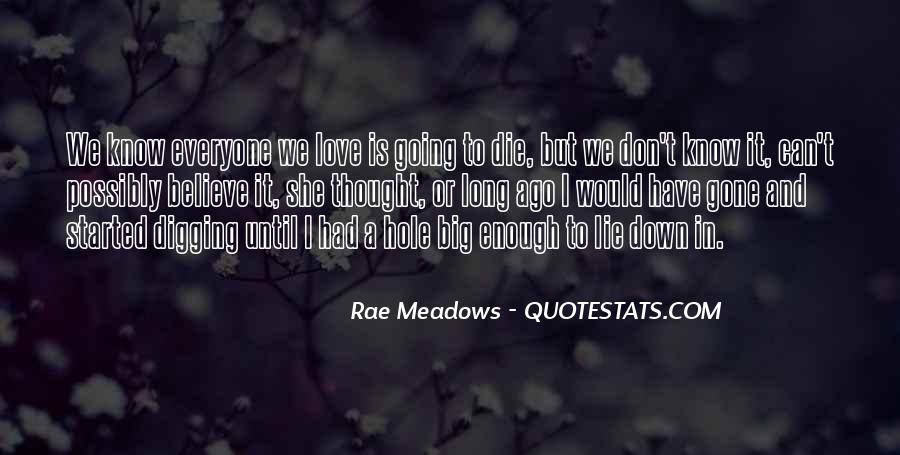 Please Don't Go Love Quotes #4663