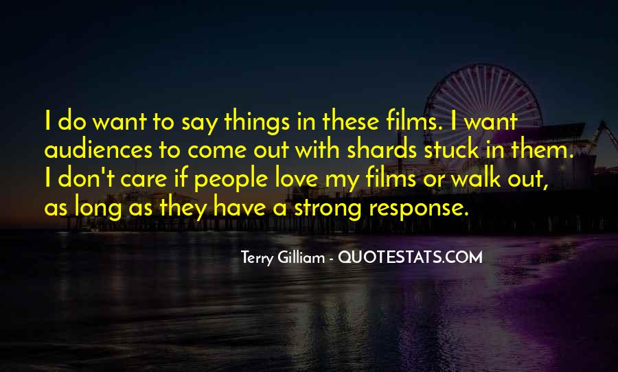 Please Don't Say You Love Me Quotes #117581