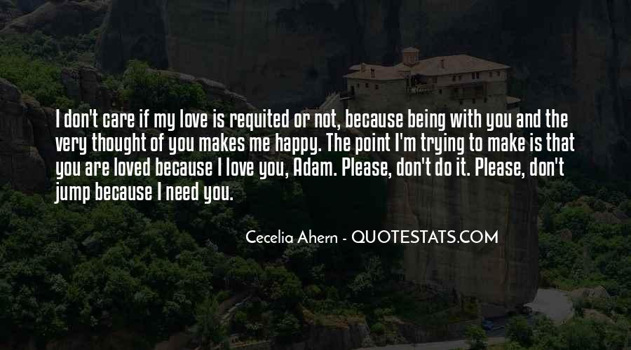 Please I Need You Quotes #1159640