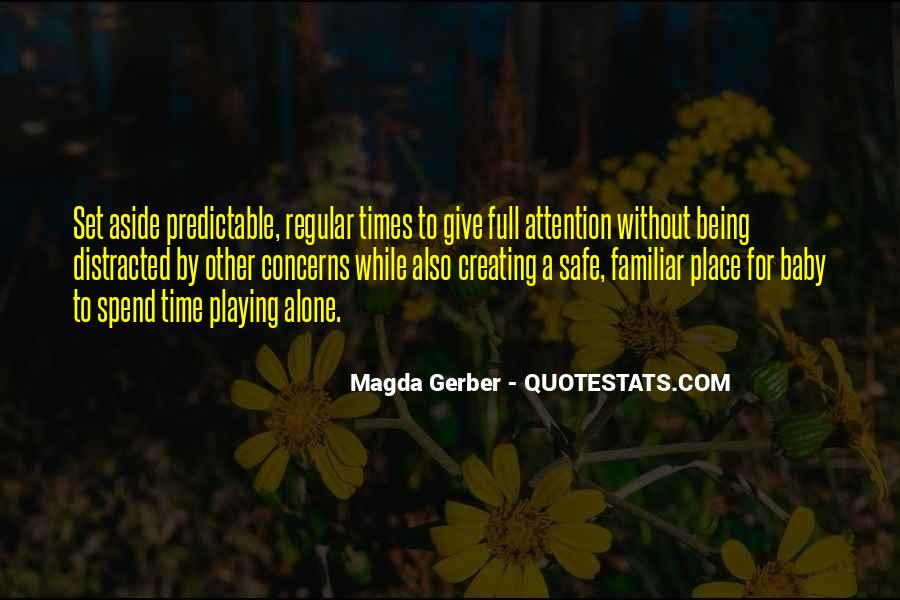 Quotes About Being Predictable #1271008