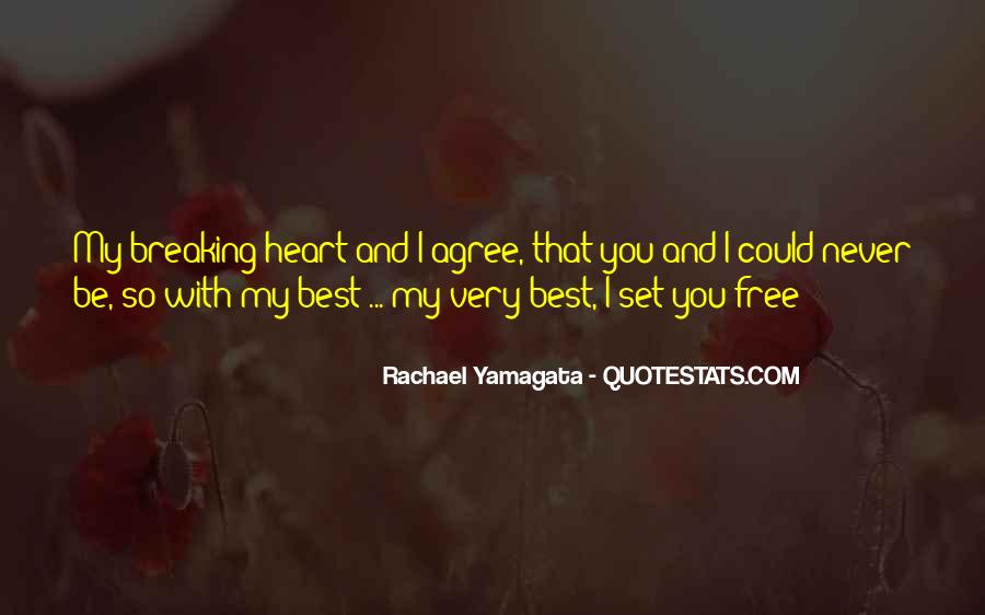 Please Set Me Free Quotes #44241