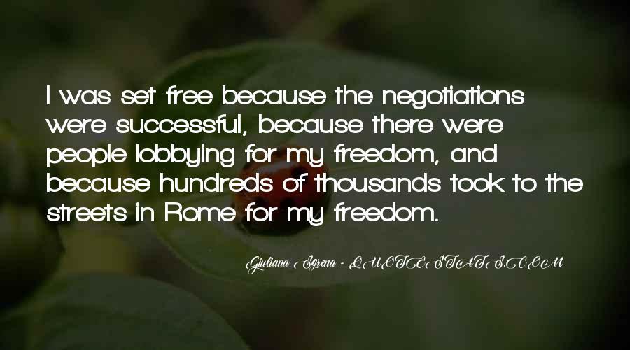Please Set Me Free Quotes #49846