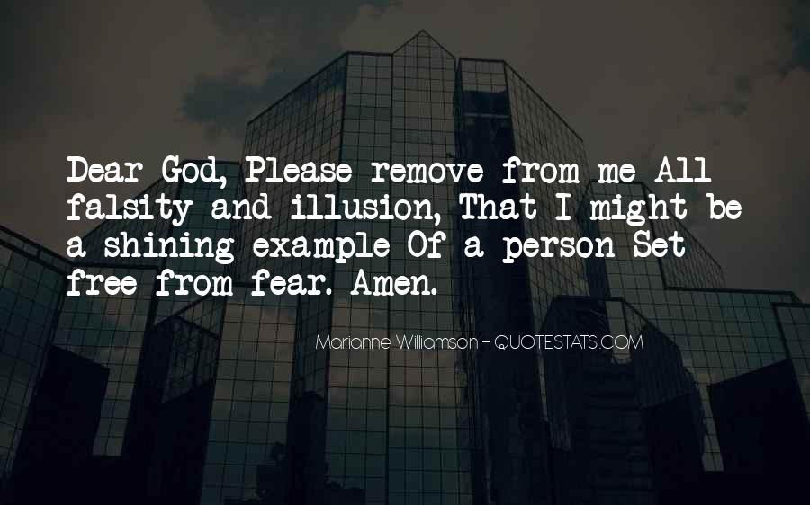 Please Set Me Free Quotes #745690