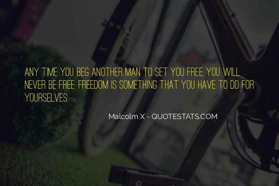 Please Set Me Free Quotes #78793