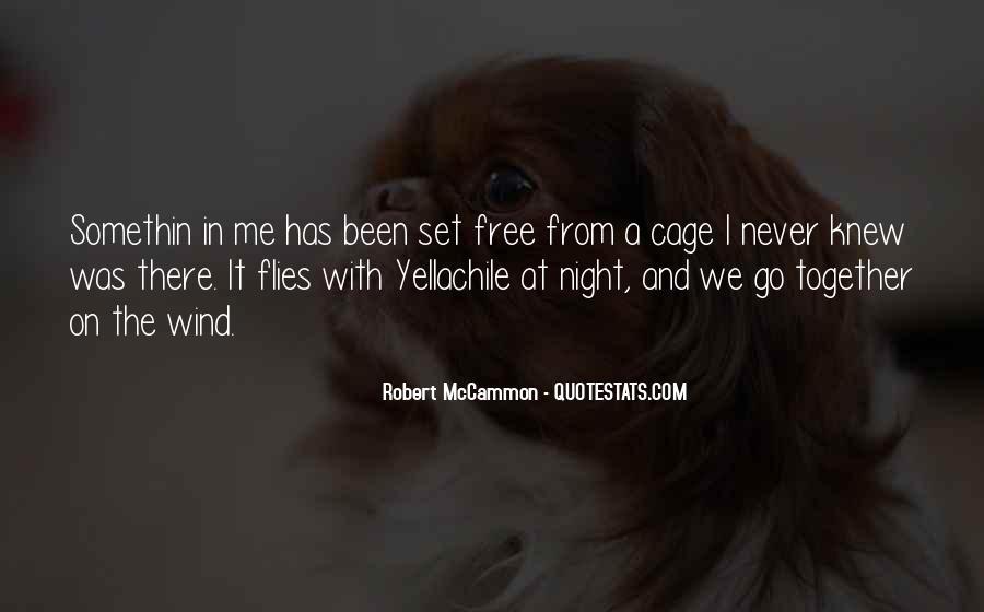 Please Set Me Free Quotes #79638