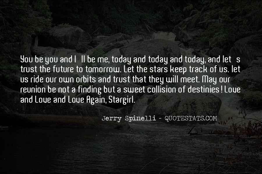 Please Trust Me Again Quotes #104680