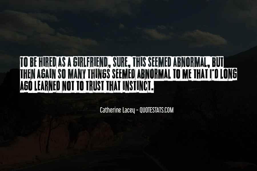 Please Trust Me Again Quotes #122492