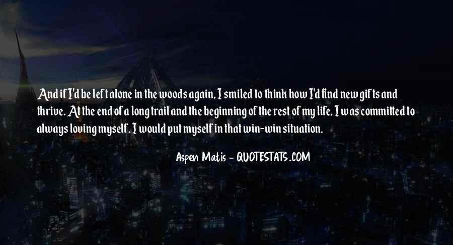 Please Trust Me Again Quotes #127492