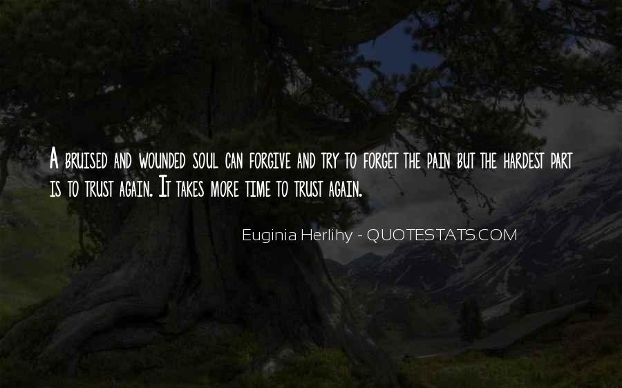 Please Trust Me Again Quotes #209700
