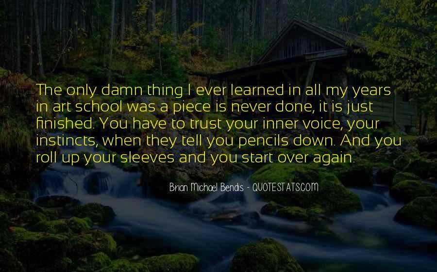 Please Trust Me Again Quotes #234593