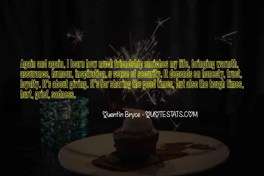 Please Trust Me Again Quotes #3055