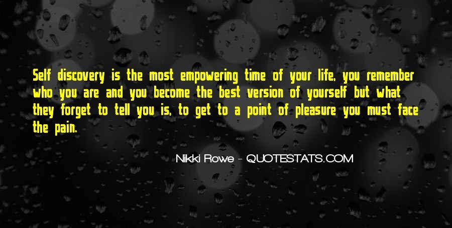 Pleasure Seeker Quotes #1085058