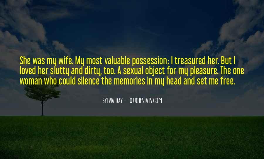 Pleasure Your Woman Quotes #138238