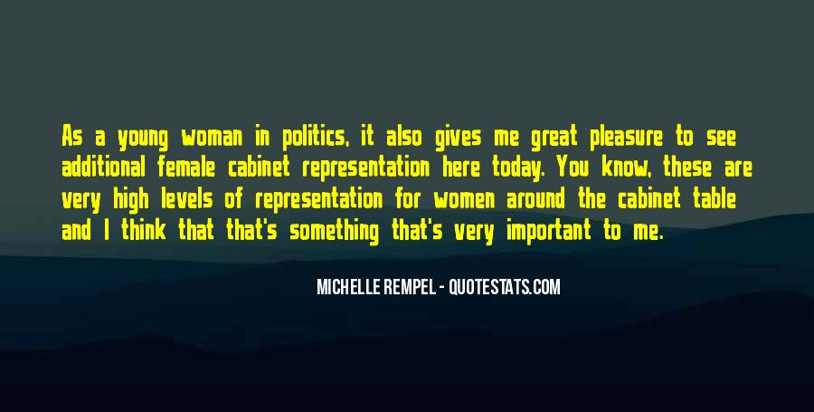 Pleasure Your Woman Quotes #241668