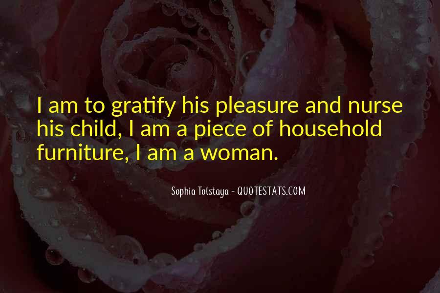 Pleasure Your Woman Quotes #325092