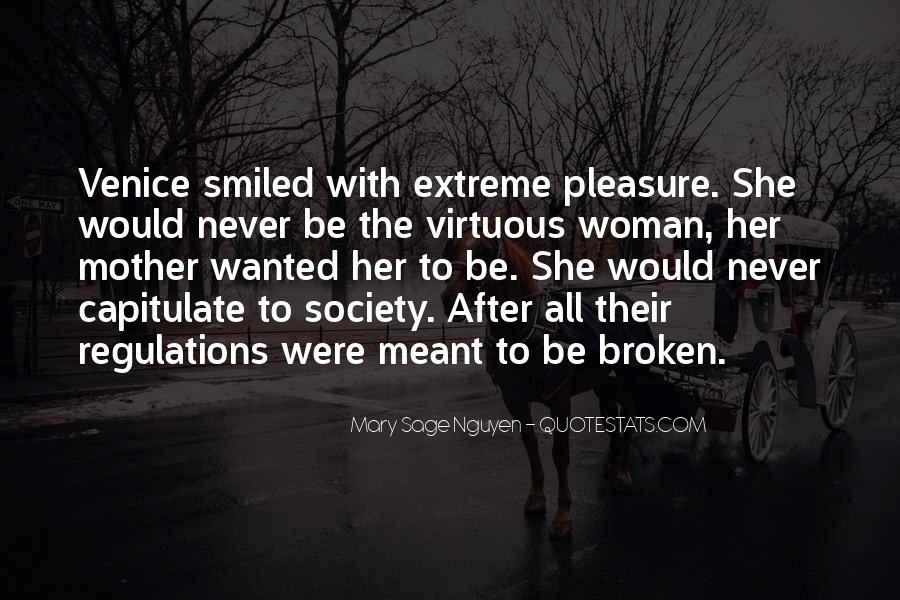 Pleasure Your Woman Quotes #551605