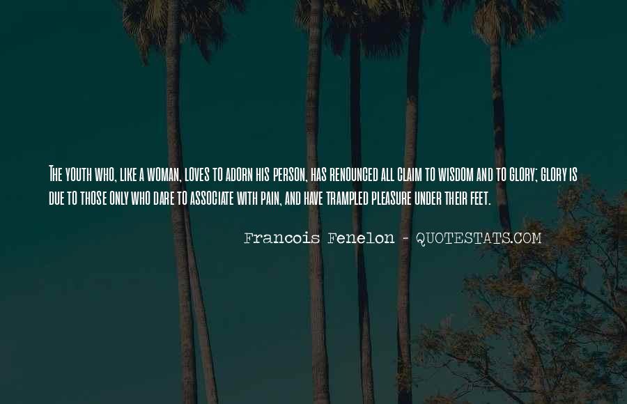 Pleasure Your Woman Quotes #78883