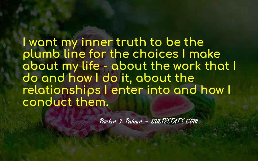 Plumb Line Quotes #1650225