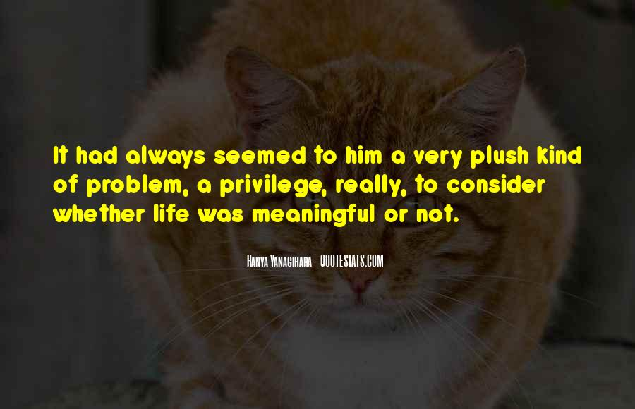 Plush Quotes #1233967