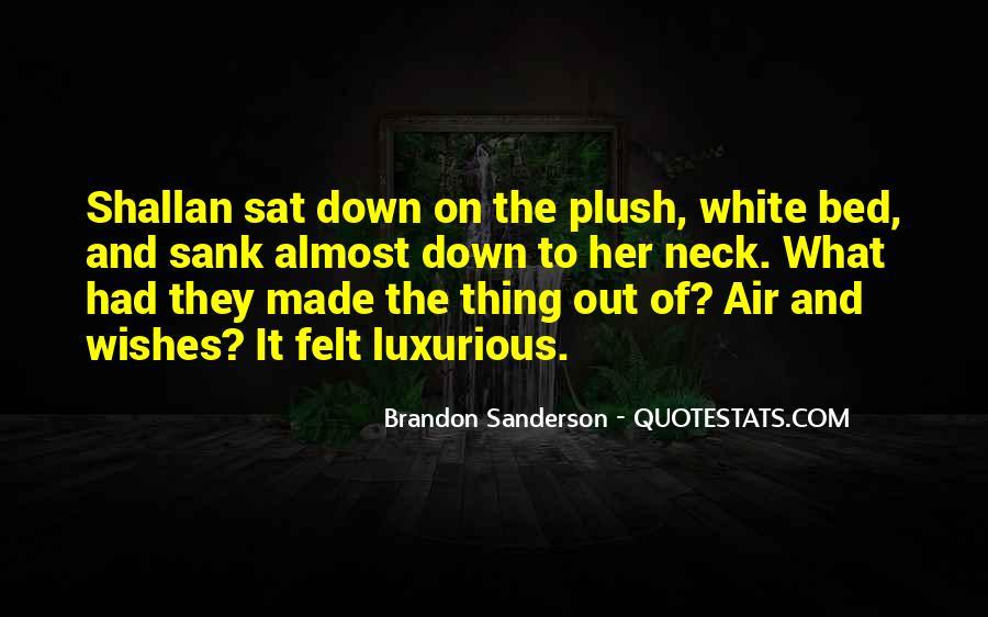 Plush Quotes #531811