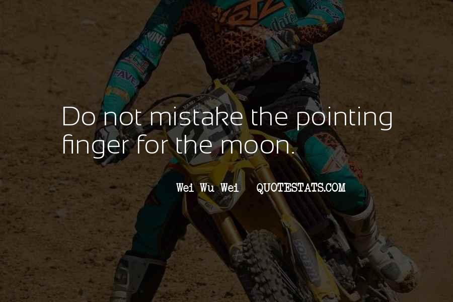 Pointing Finger Quotes #1179579